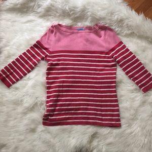 J. McLaughlin Striped Sweater